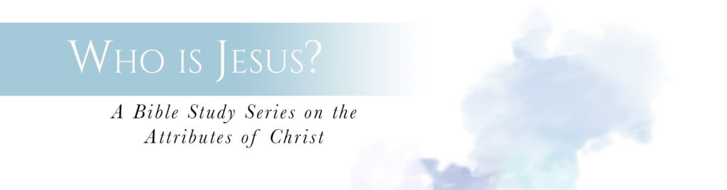 Who is Jesus - Big Dream Ministries